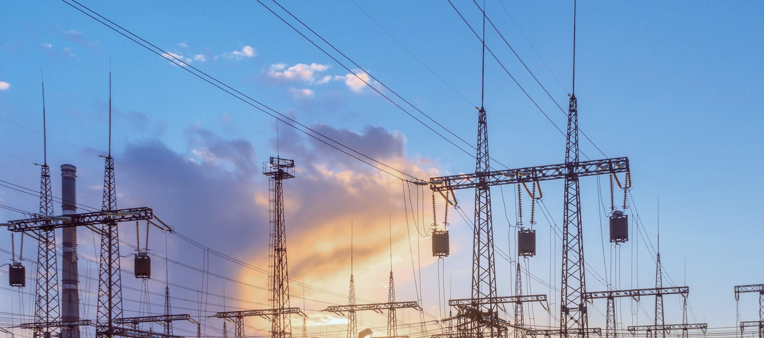 Охранная зона электрических сетей